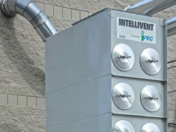IntelliVent Dust Collector