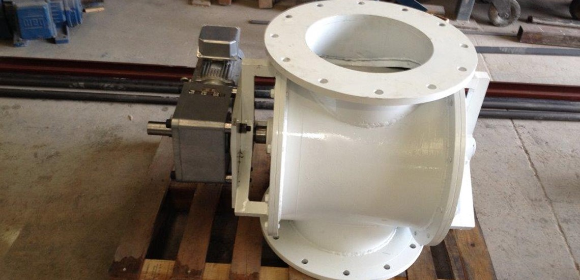 Intellivent IVRV Rotary Valves