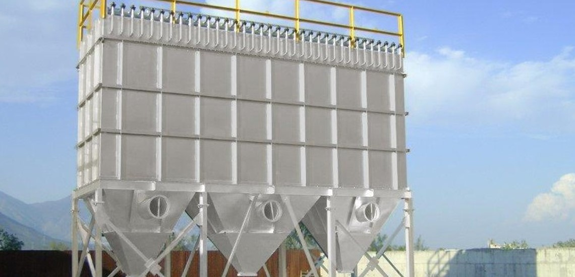 Intellivent Baghouse Dust Collector