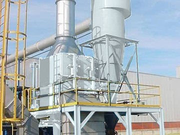 Intellivent Cyclone Dust Collector